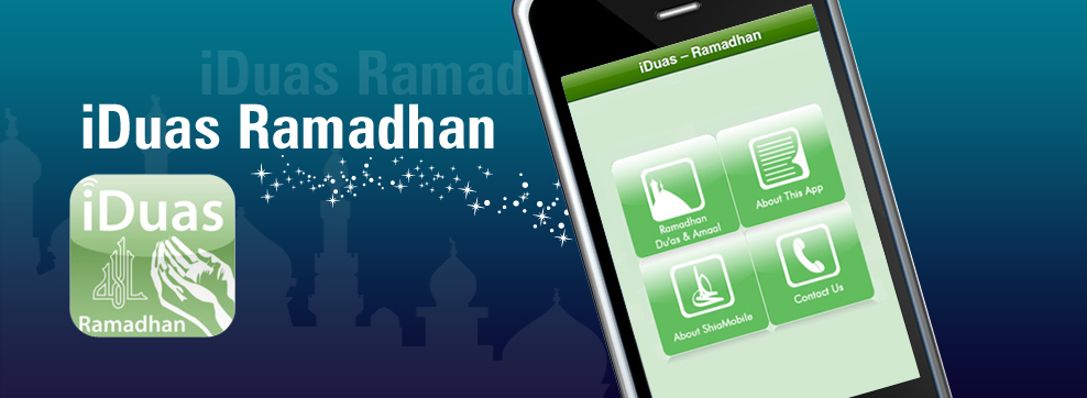 Ramadhan Apps for Mobile